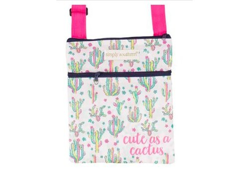 SIMPLY SOUTHERN Simply Southern Eco Cactus Crossbody