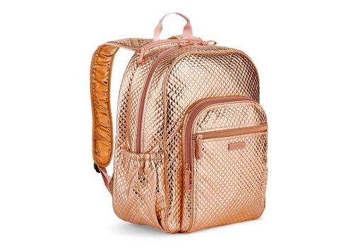 vera bradley Vera Bradley Backpack - Rose Gold Shimmer