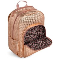 Vera Bradley Backpack - Rose Gold Shimmer