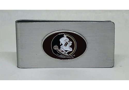Florida State University (FSU) Money Clip