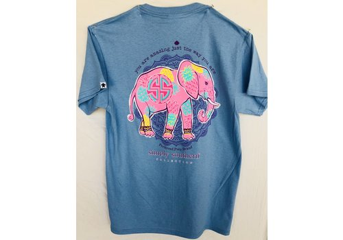 SIMPLY SOUTHERN Simply Southern Amazing Elephant Tee