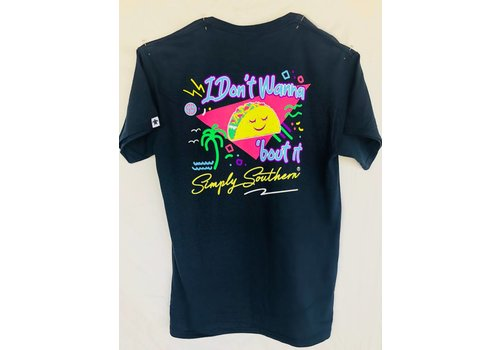 SIMPLY SOUTHERN Simply Southern - Taco 'bout it Tee