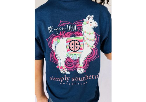 SIMPLY SOUTHERN Simply Southern - be-you-tiful Llama