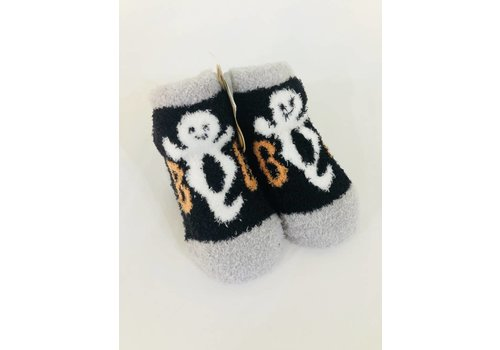 GHOST HALLOWEEN SOCK
