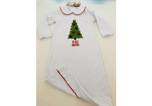 MUD PIE First Christmas Sleep Gown