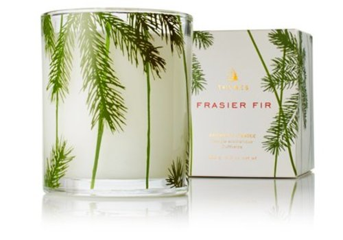 THYMES Frasier Fir Candle, Pine Needle
