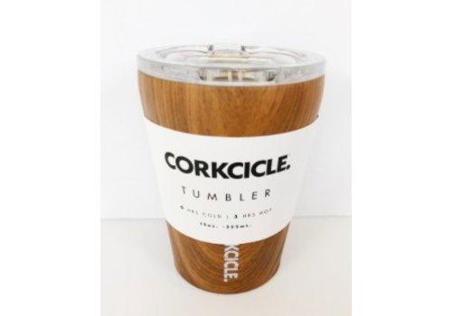 corkcicle Corkcicle Tumbler- 12oz Walnut Wood