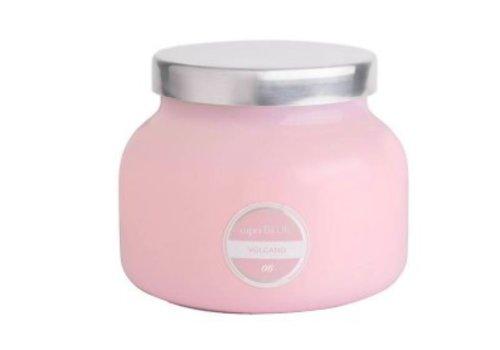 Capri Blue - Volcano Signature Jar Candle- Bubblegum
