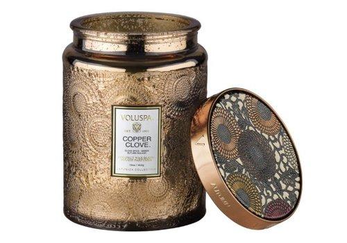 voluspa Voluspa - Copper Clove Large Jar