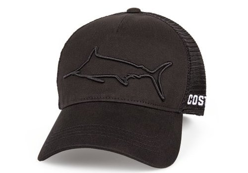 Costa - marlin black hat
