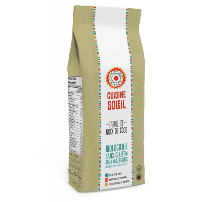 Farine de noix de coco bio 700g