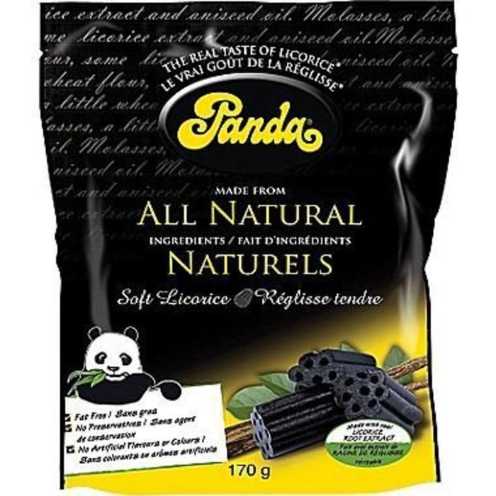 Reglisse naturelle 170 g
