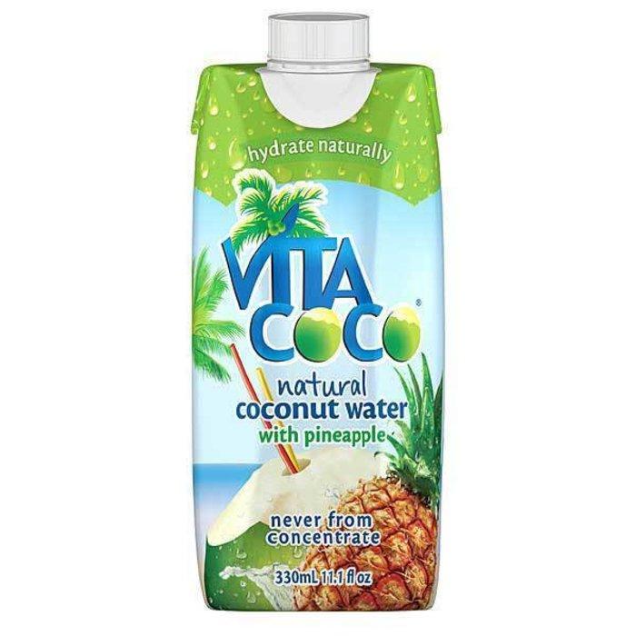 Eau de coco ananas 330 ml