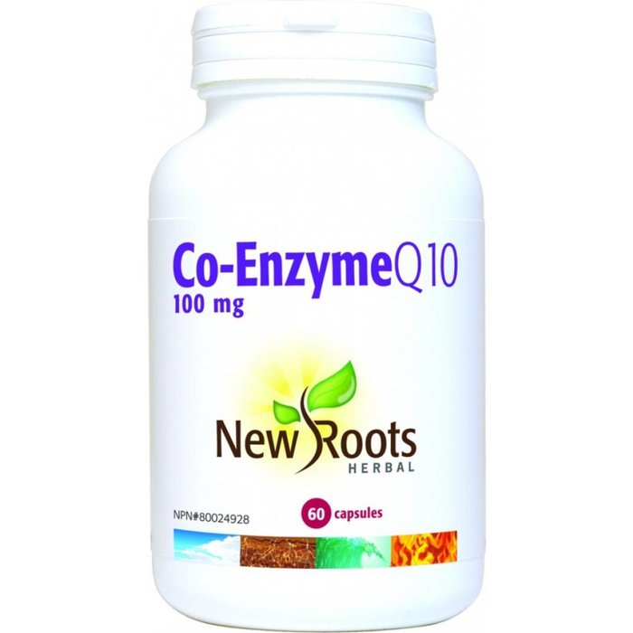 Co-Enzyme Q10 100mg 60 capsules