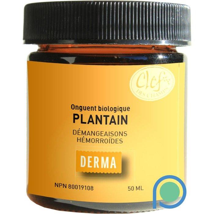 Onguent Plantain bio 50 ml