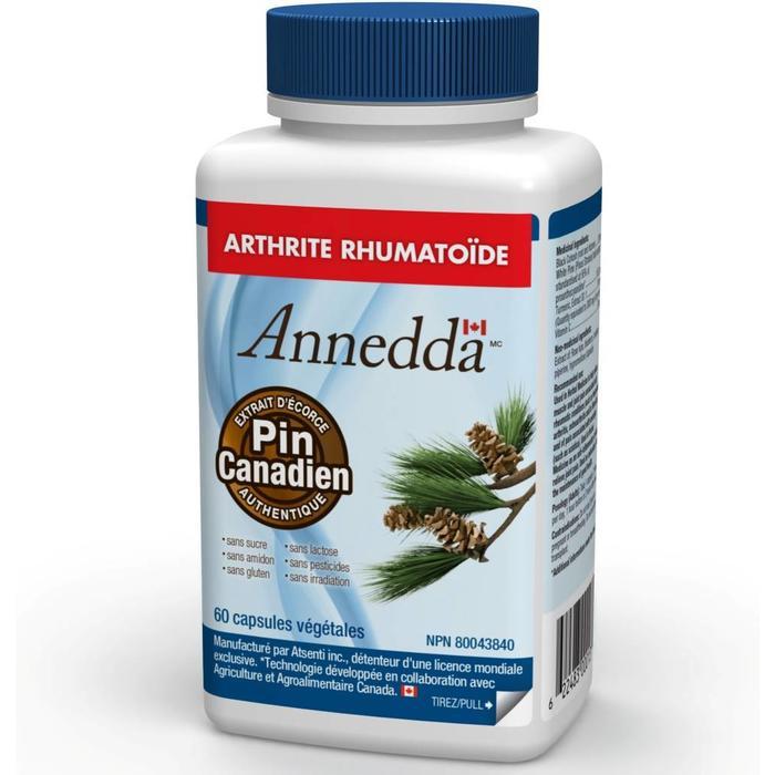 Arthrite rhumatoide 60 capsules