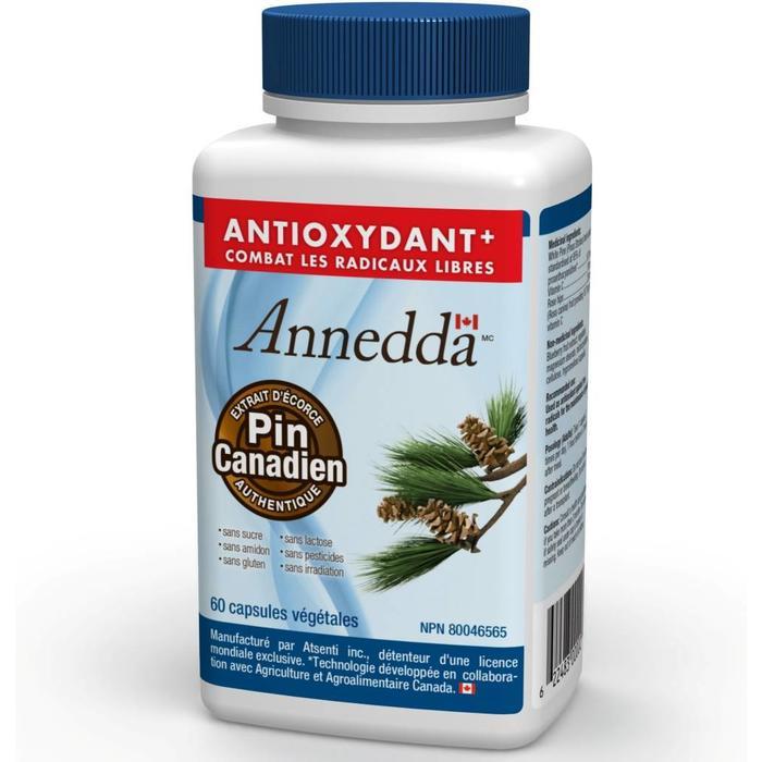 Antioxydant+ 60 capsules