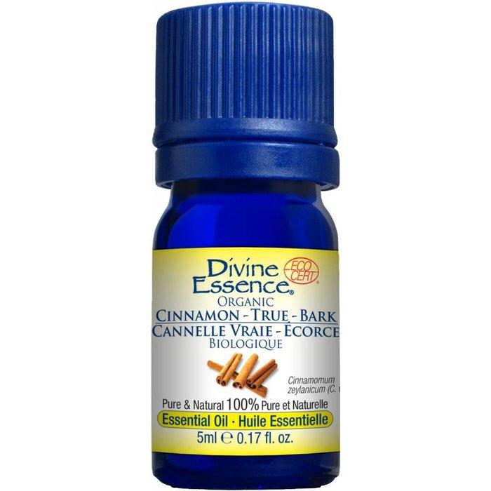 Huile essentielle Cannelle Vraie ecorce bio (Cinnamomum zeylanicum (C.verum)) 5 ml