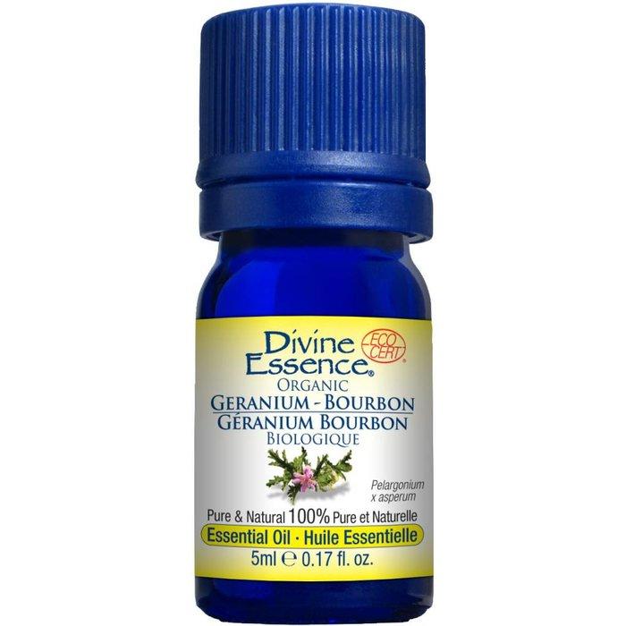 Huile essentielle Geranium Bourbon bio (Pelargonium X asperum) 15 ml