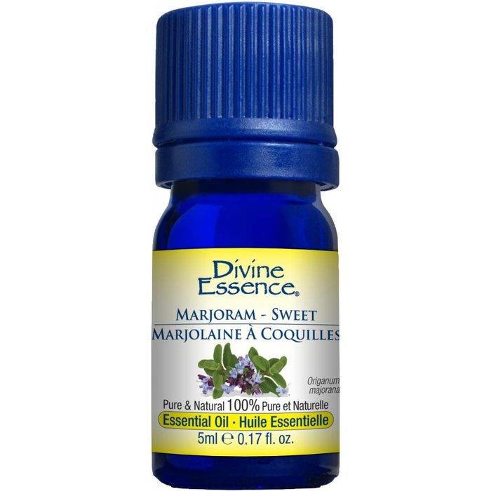 Huile essentielle Marjolaine a Coquilles bio (Origanum majorana) 5 ml