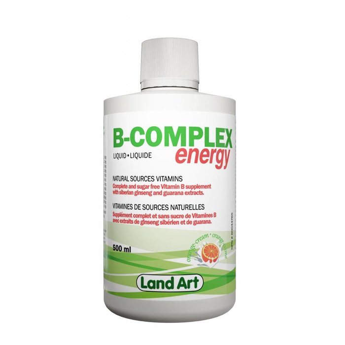 LAND ART Complexe B energie 500 ml