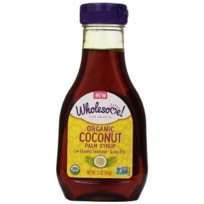 Sirop de cocotier bio 245 ml