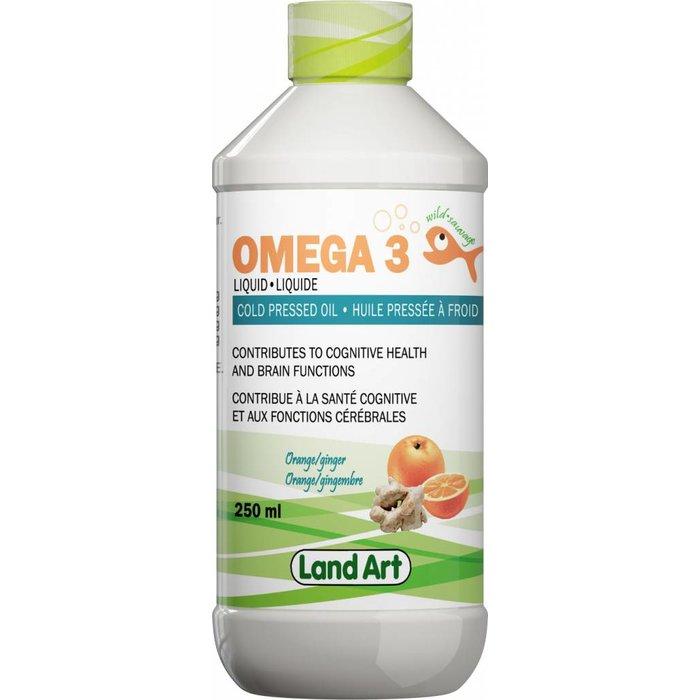 Omega-3 liquide 250ml