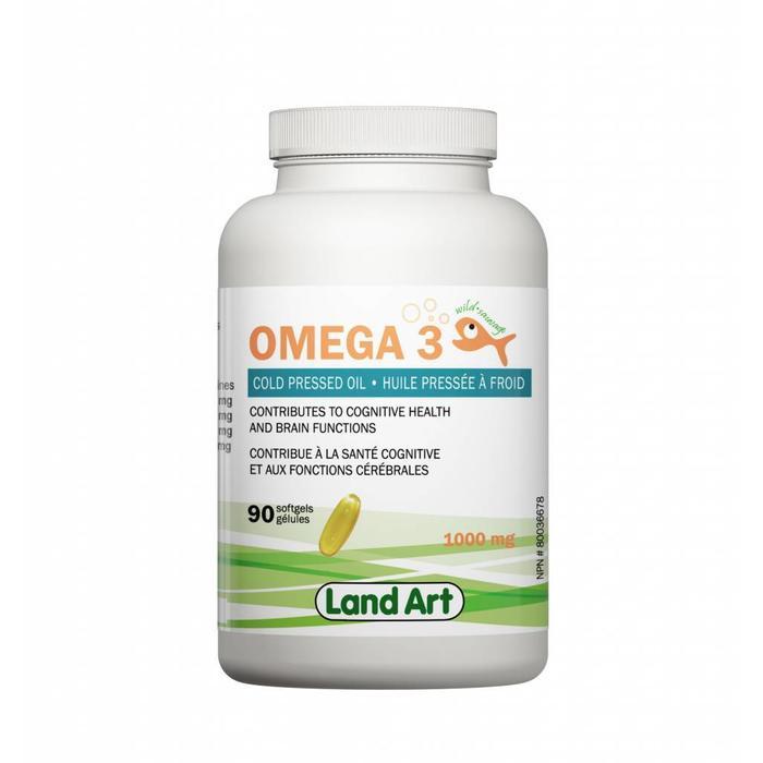 Omega 3 500mg 120 gelules