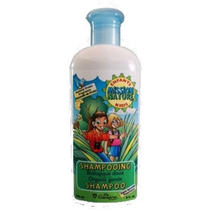 Mission Nature Shampoing enfant 270 ml