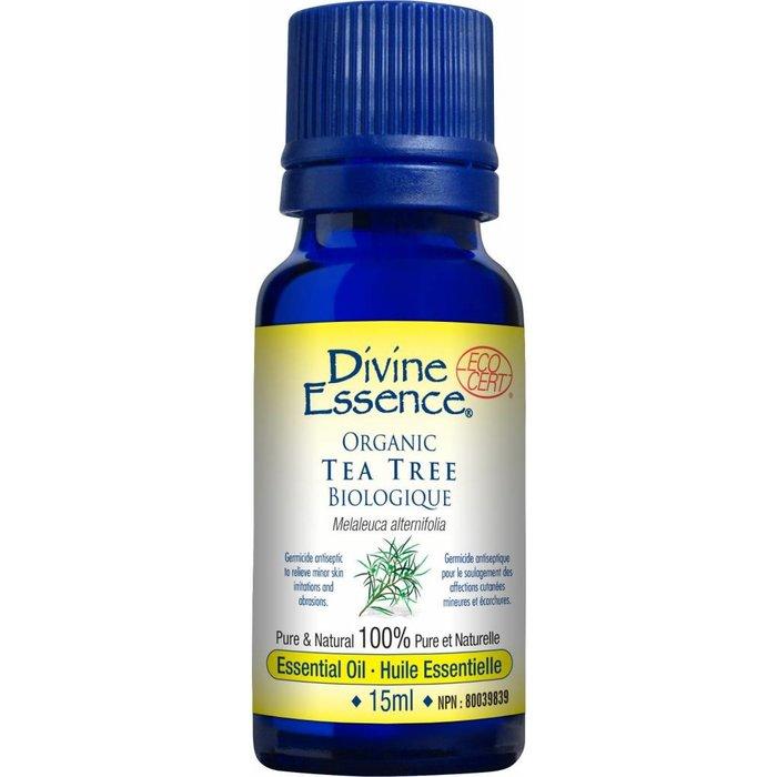 Huile essentielle Tea Tree bio (Melaleuca alternifolia) 15 ml