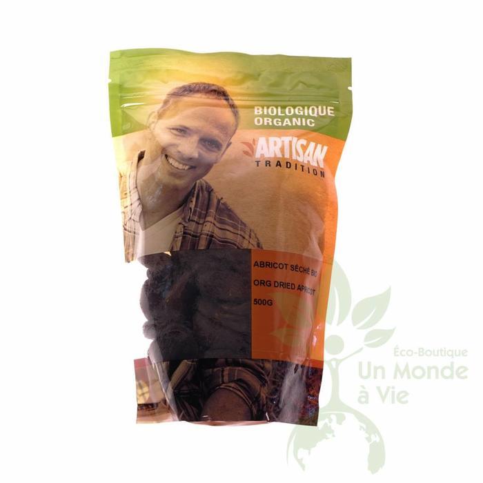 Abricots seches bio 500g