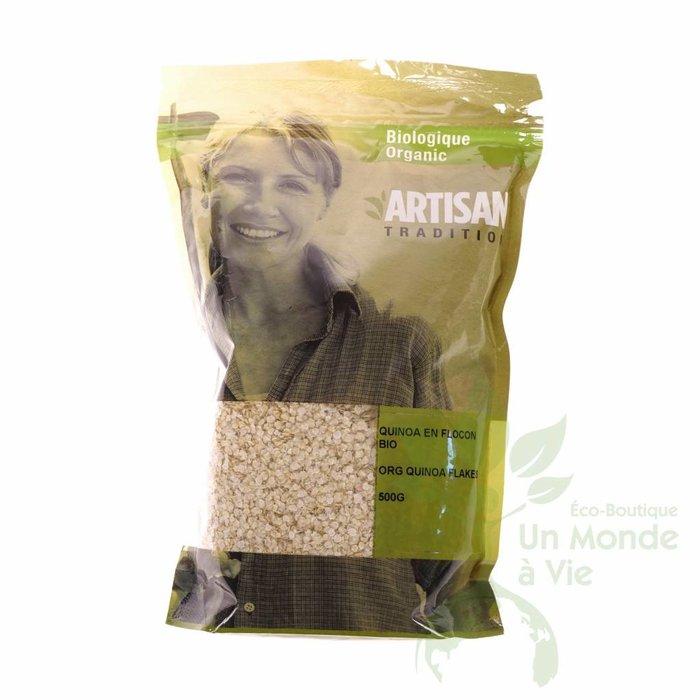ARTISAN Quinoa en flocon bio 500g