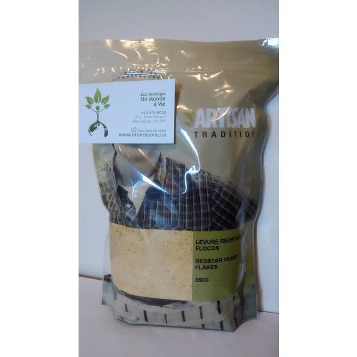 ARTISAN Levure alimentaire Redstar en flocons 350g