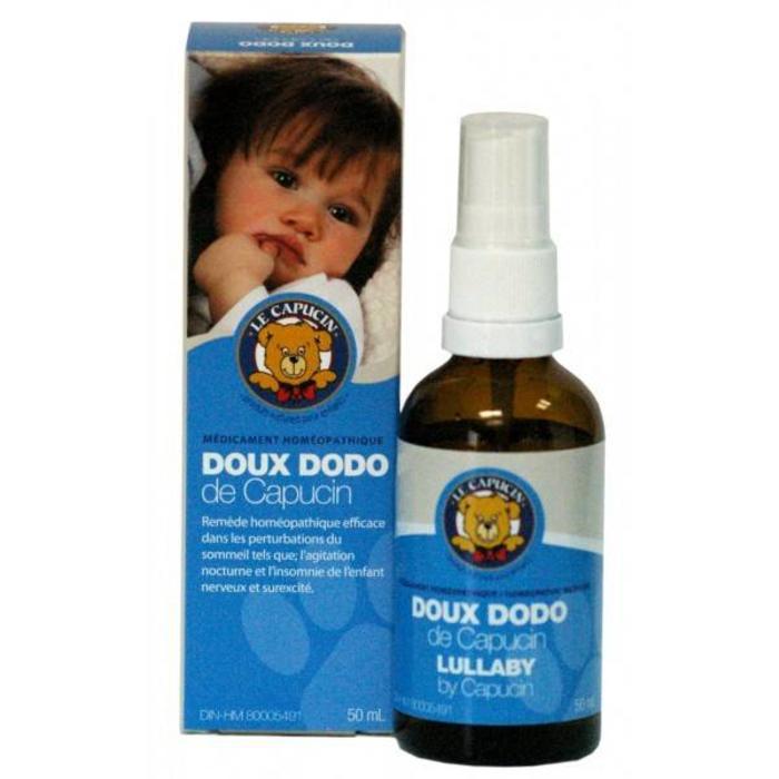 Doux dodo 50ml