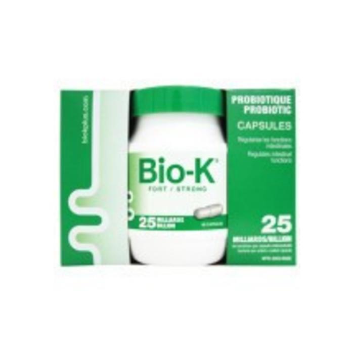 15 Capsules 25 milliards Probiotiques reguliers