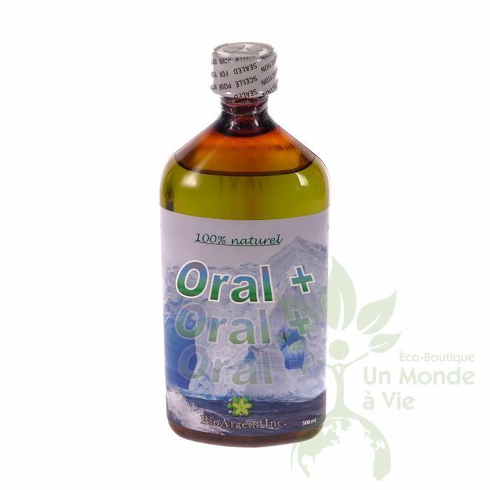 BIOARGENT Argent ionique Rince-Bouche 500 ml
