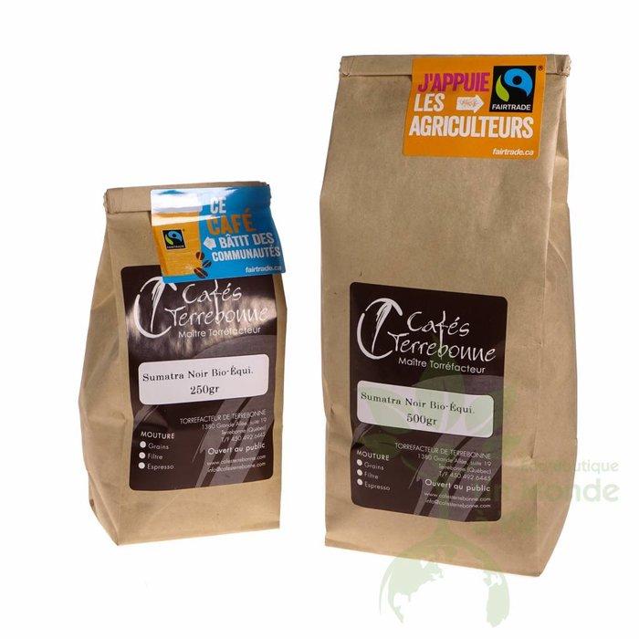 Café Sumatra bio equitable 500g