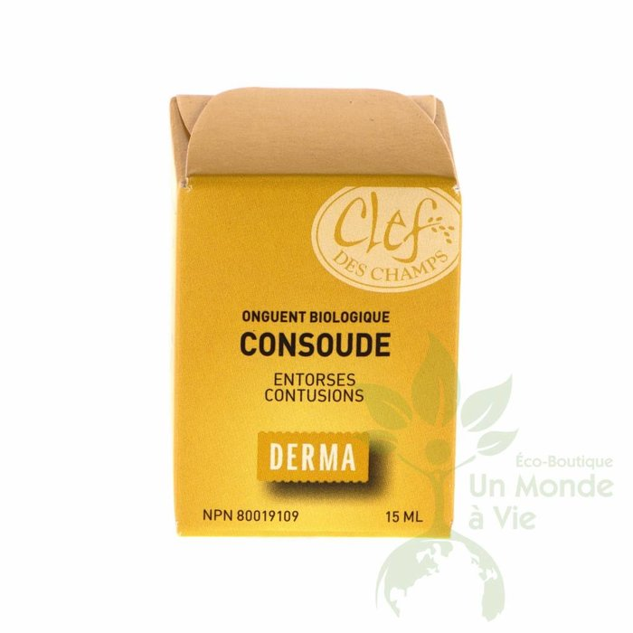 Onguent Consoude bio 15 ml