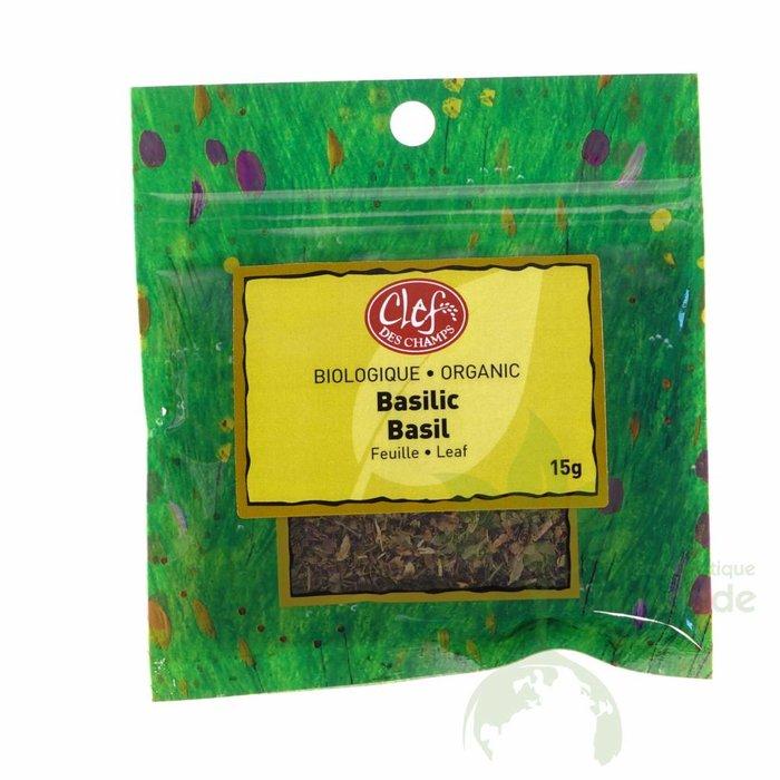Zip Basilic bio 15 g