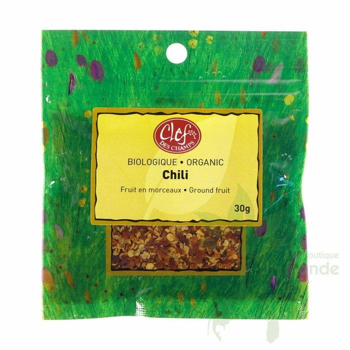 Zip Chili Bio 30 g