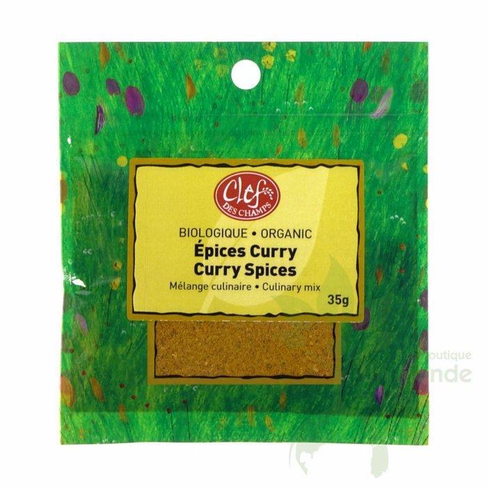 Zip Epices Curry bio 35 g