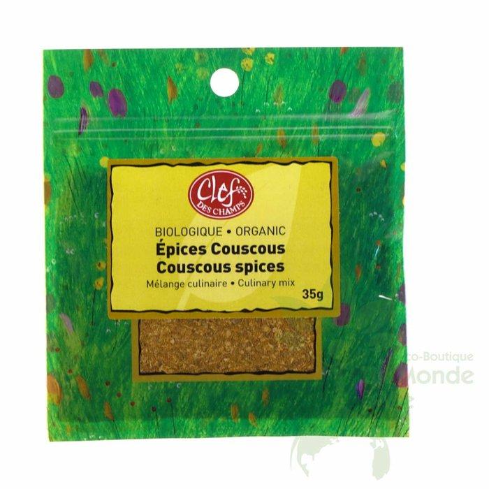 Zip Epices Couscous bio 35 g