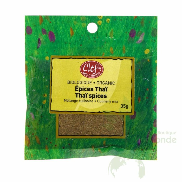 Zip Epices Thai bio 35 g