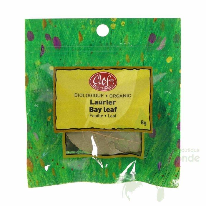 Zip Laurier, feuilles bio 8 g