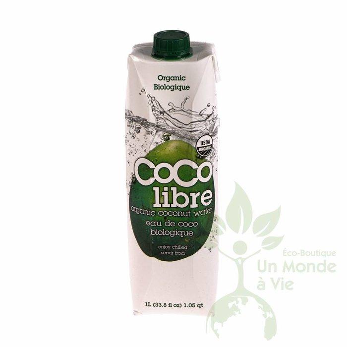Eau de coco bio 1 L