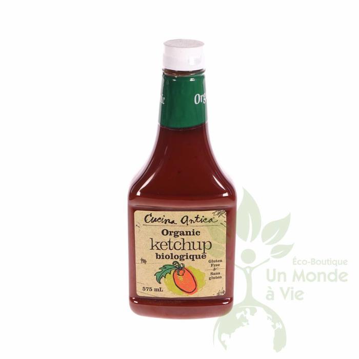 Ketchup bio 575 ml