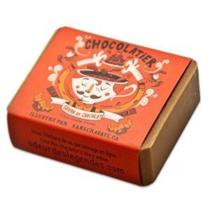 Savon Le Chocolatier 100g