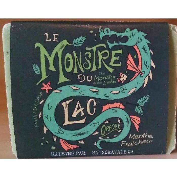 Savon Le Monstre du Lac 100g