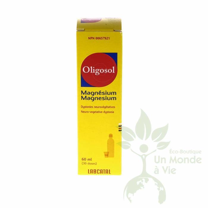 LABCATAL Oligosol Magnesium 60 ml