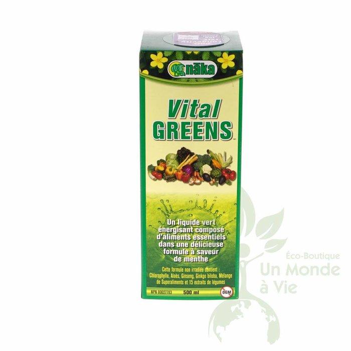 Vital Greens 500ml